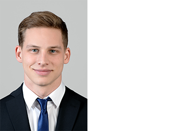 Lukas Bitschnau, Assistant Manager Audit